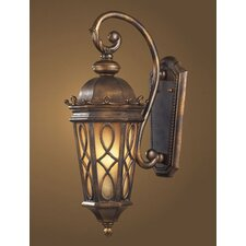 <strong>Elk Lighting</strong> Burlington Junction 2 Light Outdoor Wall Lantern