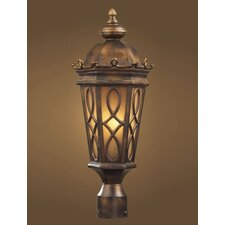 Burlington Junction 2 Light Outdoor Post Lantern