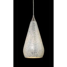 Curvalo 1 Light Mini Pendant