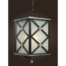 <strong>Elk Lighting</strong> Chaumont 1 Light Outdoor Hanging Lantern