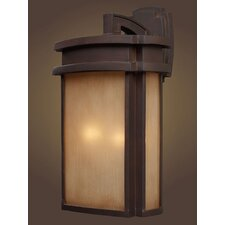 Sedona 2 Light Outdoor Wall Lantern