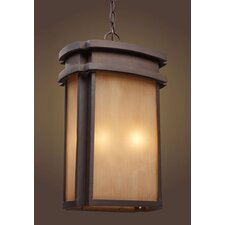 Sedona 2 Light Outdoor Hanging Lantern