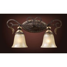 <strong>Elk Lighting</strong> Trump Home Regency 2 Light Vanity Light