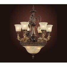 Trump Home Regency 9 Light Chandelier