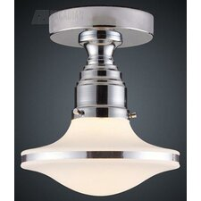 Retrospectives Semi Flush Mount