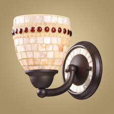 <strong>Elk Lighting</strong> Roxana 1 Light Wall Sconce