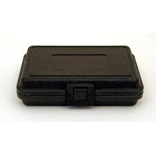 Blow Molded Case in Black: 4.5 x 6.5 x 1.69