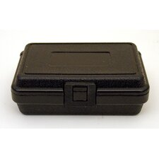 Blow Molded Case in Black: 4.5 x 6.5 x 2.13