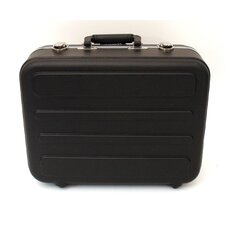 Light-Duty ABS Case in Black: 12.25 x 16.38 x 7.5