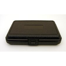 Blow Molded Case in Black: 7 x 10.5 x 2.38