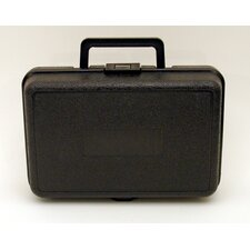 Blow Molded Case in Black: 37x 10.5 x 3.75