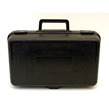 Blow Molded Case in Black: 8 x 13.5 x 5.5