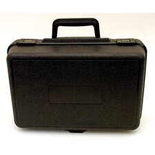 Blow Molded Case in Black: 9 x 13.5 x 5.5