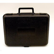 Blow Molded Case in Black: 10 x 13.5 x 3.25