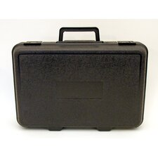 Blow Molded Case in Black: 3.25 x 15 x 10