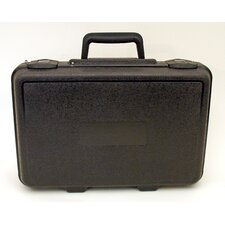Blow Molded Case in Black: 10 x 15 x 4.38