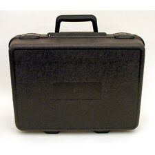 Blow Molded Case in Black: 11 x 15 x 5.5