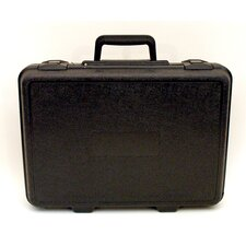 Blow Molded Case in Black: 11.5 x 16 x 3.25