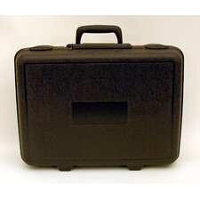 Blow Molded Case in Black: 14 x 19 x 6.25