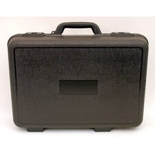 Blow Molded Case in Black: 16 x 23 x 7