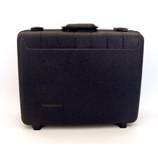 <strong>Platt</strong> Deluxe Polypropylene Tool Case in Black: 13 x 18 x 5