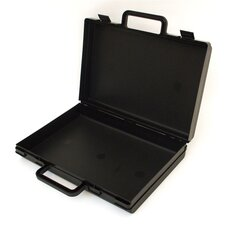 Slick Case in Black: 12.13 x 14.25 x 3