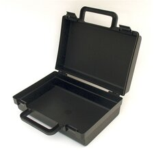 <strong>Platt</strong> Slick Case in Black: 9.38 x 10.63 x 4
