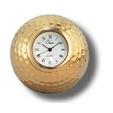 Golf Ball Mini Clock