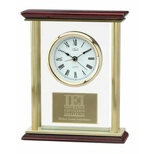 """Premiere"" Four Pillar Clock"