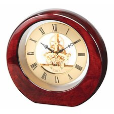 <strong>Chass</strong> DaVinci See Thru Desk Clock