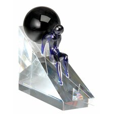Sisyphus Award Book Ends (Set of 2)