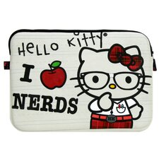 'I Love Nerds' Laptop Case for MacBook