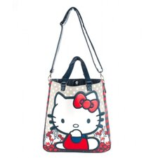 Milk Bottles and Bows Satchel