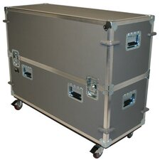 """Mid Size ATA Shipping Case for 46"""" - 52"""" Monitor"""