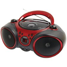Portable Stereo CD Player