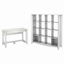 Aero Standard Desk Office Suite