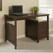 Buena Vista Writing Desk with File