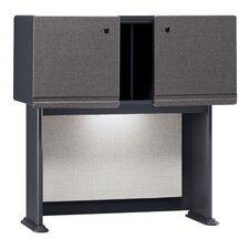 Series A: Desk Hutch