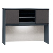 "Series A 36.5"" H x 47.5"" W Desk Hutch"