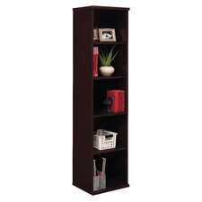 Series C: Open Single Bookcase