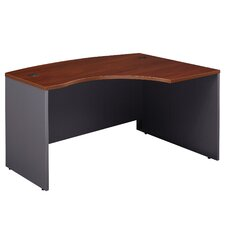 Series C Right L-Bow Desk