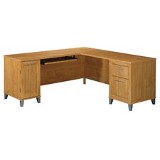 Somerset L-Shape Desk
