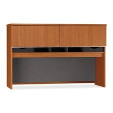 <strong>Bush Industries</strong> Milano 2 Credenza Hutch