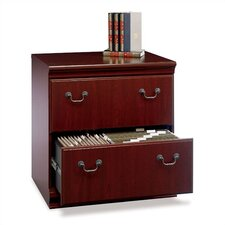 Birmingham Collection- Cherry Lateral File