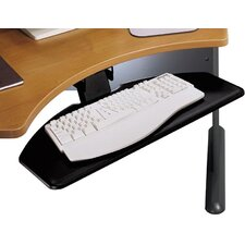 Office-in-an-Hour - Articulating Keyboard Shelf