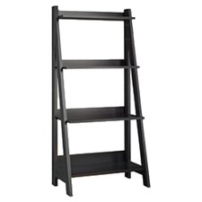"<strong>Bush Industries</strong> Alamosa Ladder 52.25"" Bookcase"