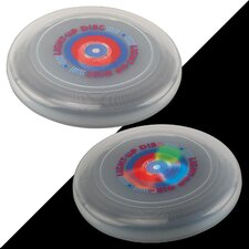 Glo-Bright Light up Flying Disc