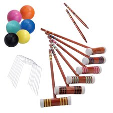 Champion Croquet Set