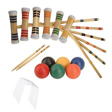 Champion Expert Croquet Set