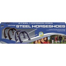 Vintage Horseshoes Set